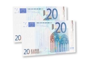 40 Euro Geldprämie